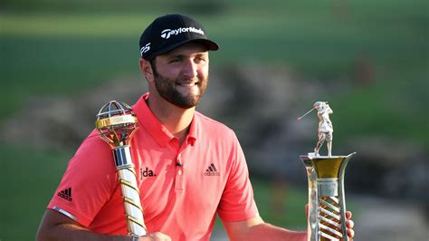 Equipment editor hannah holden takes a look at the what the spaniard has in his bag for this season. Jon Rahm named European Tour Golfer of the Year | Golf News | Sky Sports