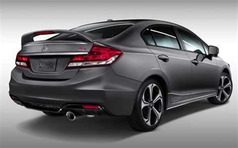 honda civic 2016 si 2016 honda civic si release date specs review price