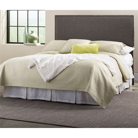 Fashion Bed Group Upholstered Headboards And Beds Full Queen Brookdale Headboard Mueller