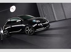 Vauxhall unveils 2014 ADAM Black and White Editions