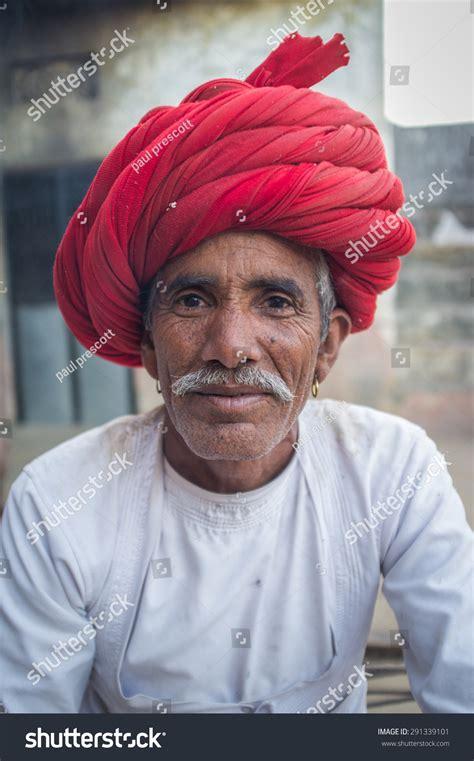 12 February 2015: Rabari Tribesman