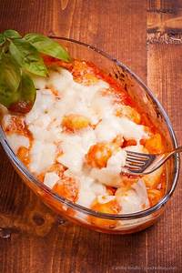 Die besten 25+ Baked gnocchi Ideen auf Pinterest Gnocchi