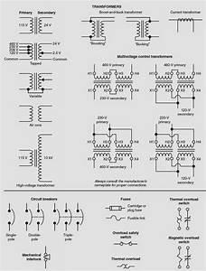 21 Auto Industrial Electrical Wiring Diagram Symbols