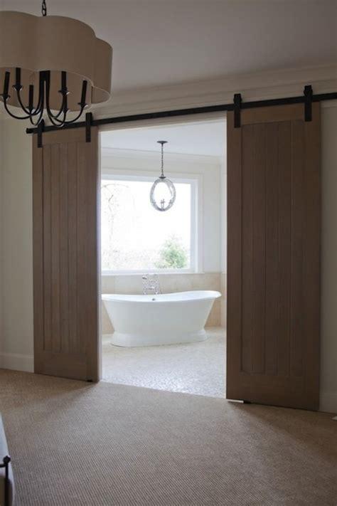 barn door ideas for bathroom bathroom barn doors transitional bathroom baines