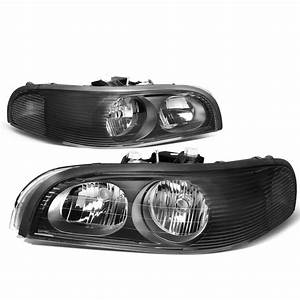 Dna Motoring  For 1997 To 2005 Buick Park Avenue Headlight