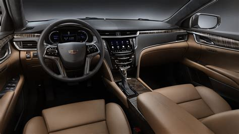 cadillac xts interior colors gm authority