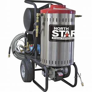 Free Shipping  U2014 Northstar Electric Wet Steam  U0026 Hot Water