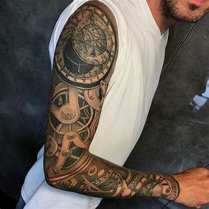 25 Coolest Sleeve Tattoos for Men in 2020 - The Trend Spotter