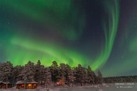 Breathtaking Photos of the Northern Lights from Lapland