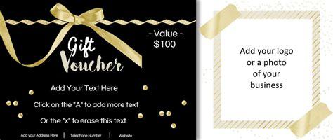 custom birthday coupons customize  print
