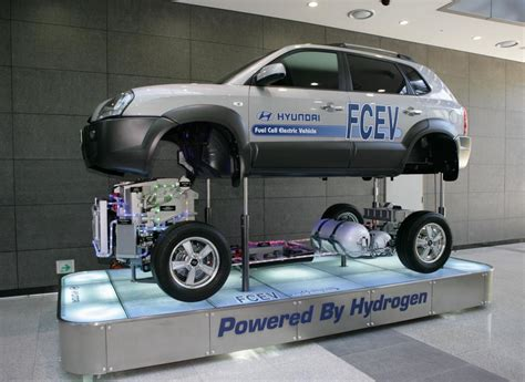 Hyundai To Make World's First Mass Production Of Fuel Cell