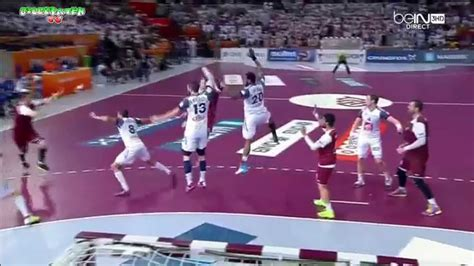 qatar  france final handball championnat du monde