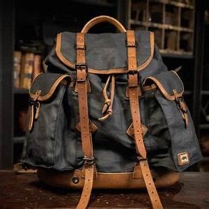 Retro Rucksack Selber Nähen : die besten 25 vintage rucksack ideen auf pinterest tolle rucks cke englisch stufen und ~ Orissabook.com Haus und Dekorationen