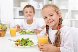 Guidelines For Creating Healthy Meals For Kids And The ...