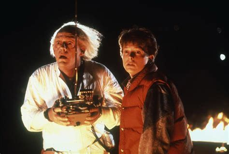Back To The Future Anniversary Fan Theories Time