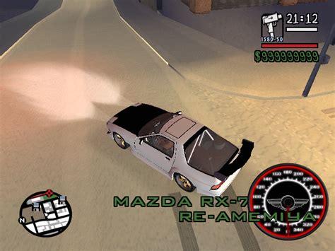 Gta San Andreas Guns And Cars(mod