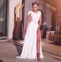 summer dresses for a wedding style crush bonang matheba