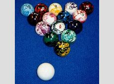 The History of Pool Balls and What They're Made of