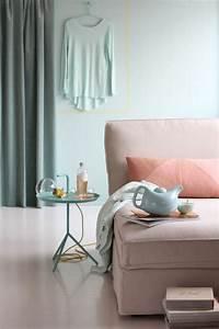 Tendance Rideaux Salon : la couleur saumon les tendances chez les couleurs d ~ Premium-room.com Idées de Décoration