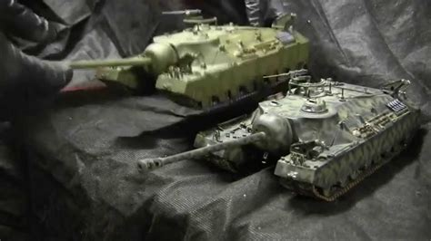1/35th Scale Vintage Accurate Armour T28 / T95 American