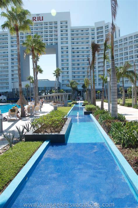 inclusive resort riu palace peninsula