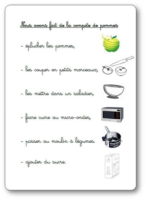 recette de cuisine en anglais activités sur les pommes en maternelle pomme maternelle
