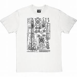 Vostok Diagram Men U0026 39 S T Shirt