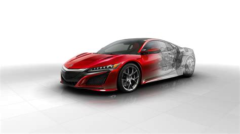 2016 acura nsx technical wallpaper hd car wallpapers