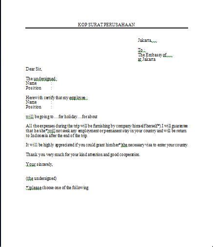 contoh surat rasmi memohon maaf erectronic