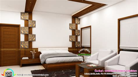 Visit one of our 12 company direct showrooms and from restful beautiful bedrooms to colorful luxury spaces, we've got the best bedrooms for your taste. Interior designs of Master bedroom - Kerala home design ...