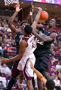 Texas A&M men's basketball team gets first SEC win of ...