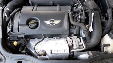 Motor Minti by Motor Sesi Mini Cooper S 1 6t 184 Ps