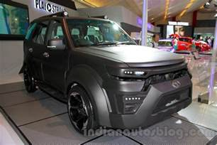 Modified Tata Safari Storme