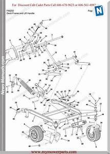 Cub Cadet 2166 Parts Diagram