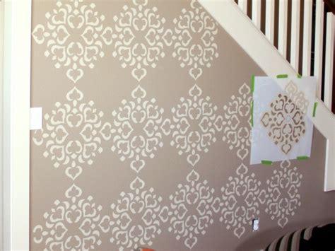 wall stencil designs paint stencils for walls creative home designer