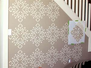 paint stencils for walls creative home designer With paint templates for walls
