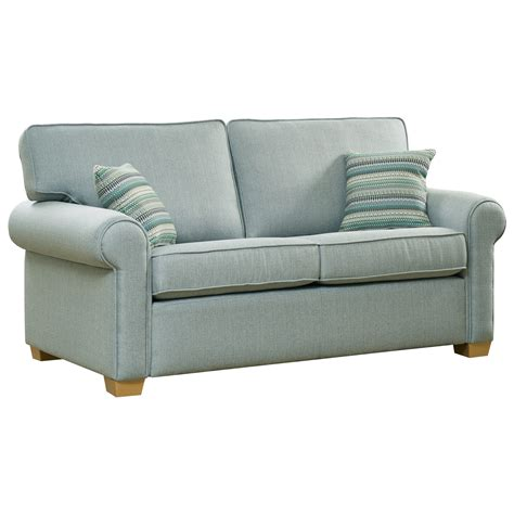 Compact Loveseat by Erin Small Sofa Webster Designs