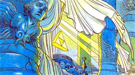 Catsuka The Legend Of Zelda Original Concept Art By