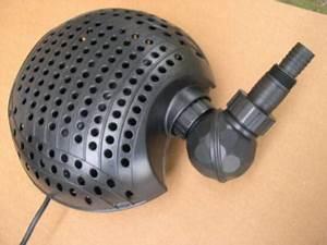Pumpe Für Bachlauf : teichpumpe 7500 l h teichfilter pumpe filterpumpe ~ Michelbontemps.com Haus und Dekorationen