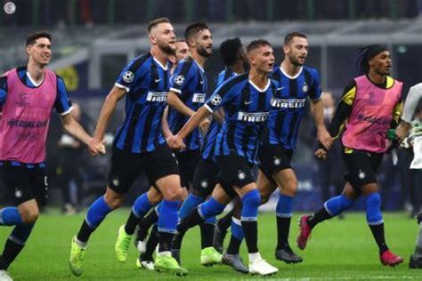 Veja a provável escalação da Inter de Milão para enfrentar ...