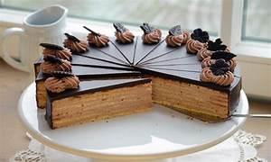 Buttercreme Dr Oetker : prinzregententorte rezept in 2019 torte pinterest ~ Yasmunasinghe.com Haus und Dekorationen