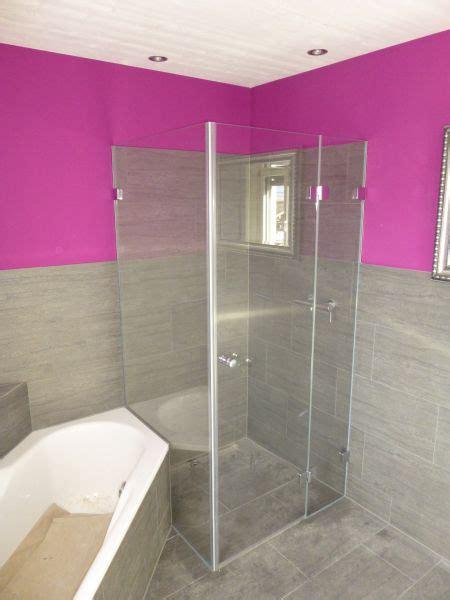 Trennwand Badewanne Dusche  Raum und Möbeldesign Inspiration