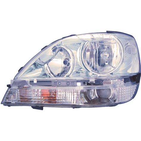 2001 lexus rx300 headlight assembly parts from car parts