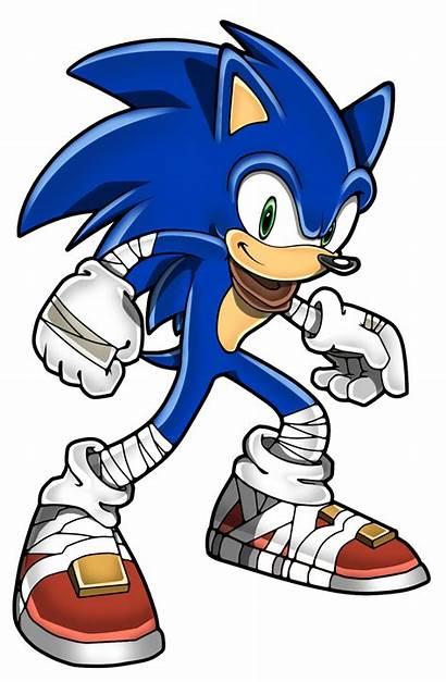 Sonic Boom Hedgehog Clipart Drawing Adventure Deviantart