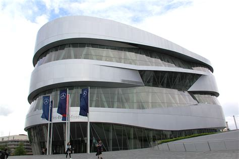 mercedes benz museum the ultimate shrine the mercedes benz museum huffpost