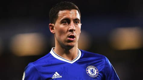 Hazard in no rush to sign Chelsea renewal amid ongoing ...