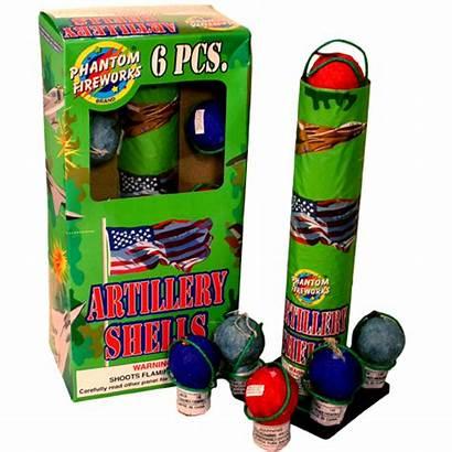 Fireworks Shell Mortars Artillery Reloadable Kit Mortar