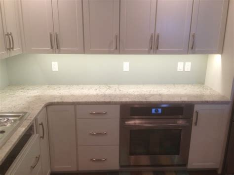 colonial white granite traditional kitchen grand