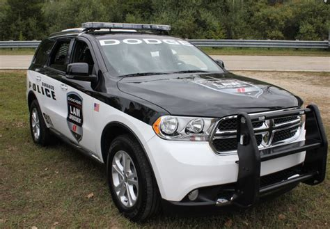 Dodge Considers Durango, Ram For Officers