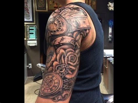 tattoo  sleeve ideas  men youtube